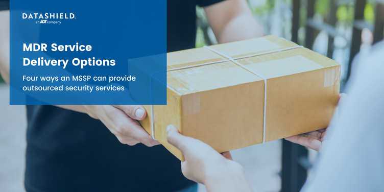 MDR Service Delivery Options