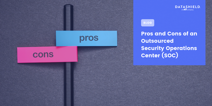 pros and cons of outsourced soc