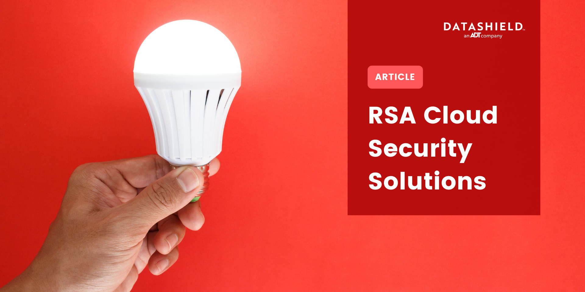 rsa cloud security solutions